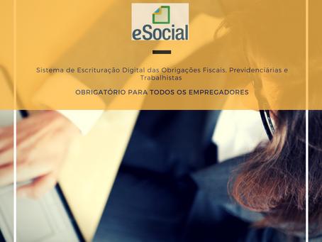 VOCÊ CONHECE O eSocial?