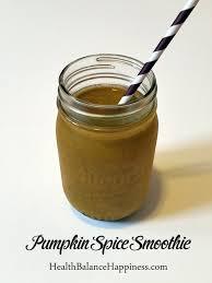 Pumpkin Smoothie!