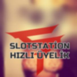 slotstation üyelik , hızlı üyelik ve giriş spor casino