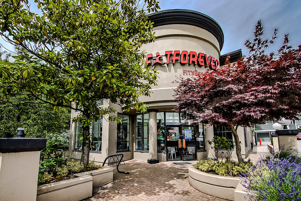 Fit Forever Gym Vancouver