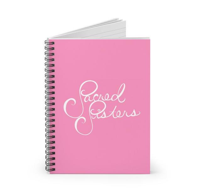 Sacred Sisters Notebook