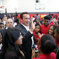 Arnold's After-School Influence