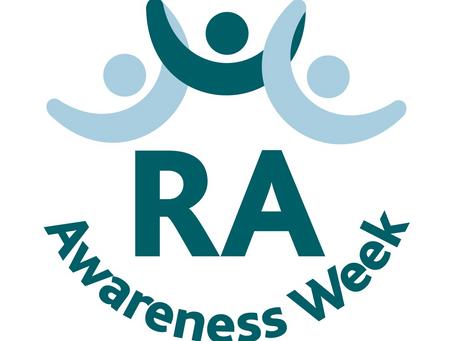 Rheumatoid Arthritis Awareness Week 2021