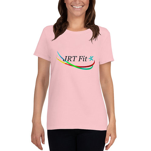 JRT Fit Logo Women's short sleeve t-shirt