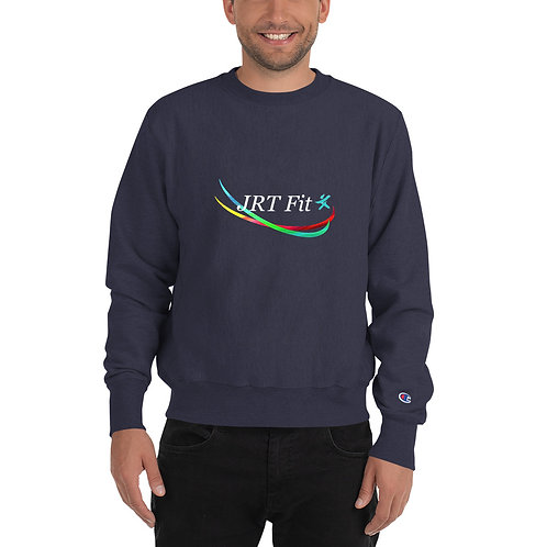 JRT Fit Logo Champion Sweatshirt