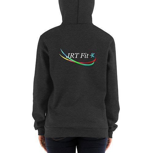 JRT Fit Logo Hoodie sweater