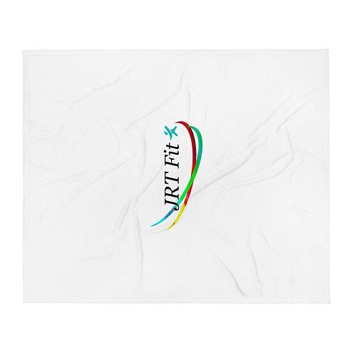 Throw Blanket JRT Fit Logo