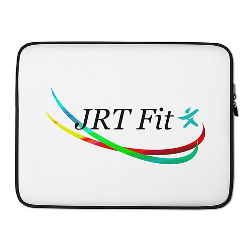 JRT Fit Logo Laptop Sleeve