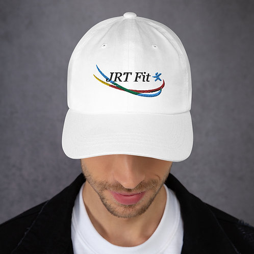 JRT Fit Logo Dad hat