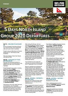 5_Days_North_Island_Highlights NEW ZEALA