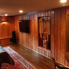 Here is a picture of the Billiards Room.