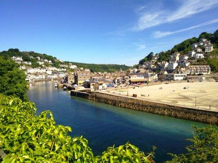 Looe Town and Harbour