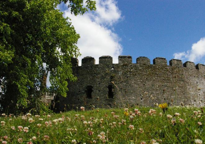 Restormel Castle - Lostwithel