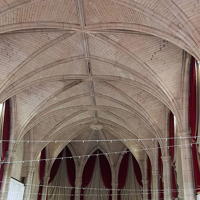 The Great Hall Ceiling