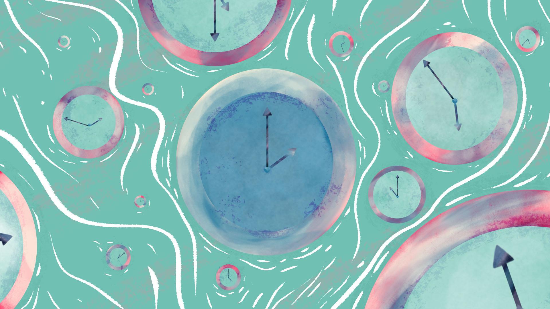 Time (illustration)