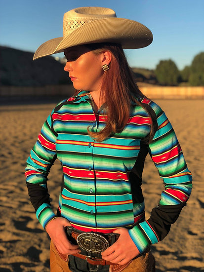 Serape Performance Shirt