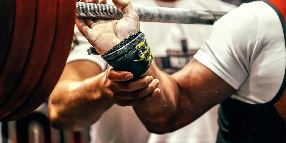 Grunder i styrkelyft föreläsning (1)