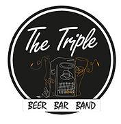 design The Triple Bar Andrézieux logo graphiste freelance loire haute-loire