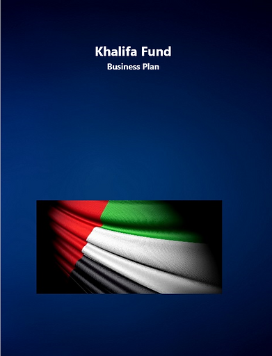 business plan UAE - business plan writers- Khalifa fund