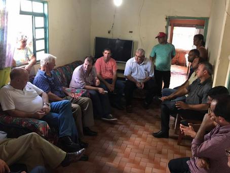 SÃO JOSÉ DO RIO PRETO: ATÉ DOMINGO, DEPUTADO FEDERAL NILTO TATTO VISITA 11 CIDADES DA REGIÃO