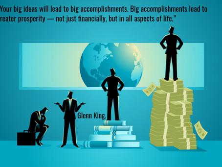 Oakmount and Partners Ltd. Big ideas lead to big accomplishments.