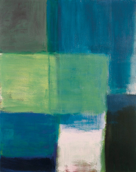 Serie blau Nr. 2