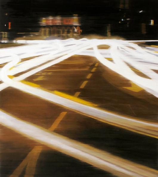 City Car Lights