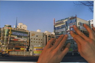 """title: The Advertisement - date: 2004, Single Channel, DV, 01'30"""", NTSC, SOUND, COLOR - content: The Advertisement - Single Channel, DV, 01'30"""", NTSC, SOUND, COLOR, 2004"""