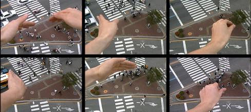 "title: 3 crossing - date: 2002, Single Channel, DV, 01'43"", NTSC, SILENT, COLOR - content: 3 crossing - Single Channel, DV, 01'43"", NTSC, SILENT, COLOR, 2002"