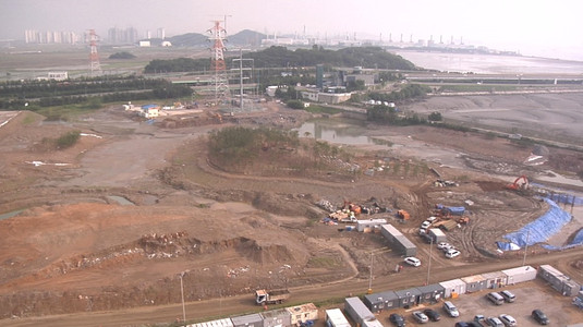 """title: Making Incheon Terminal - date: 2011, Single Channel, HD, 12'00"""", NTSC, Silent, COLOR - content: Making Incheon Terminal - Single Channel, HD, 12'00"""", NTSC, Silent, COLOR, 2011"""