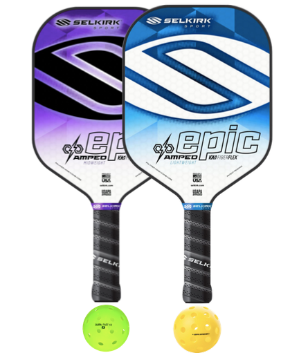 Selkirk Amped Epic 2 Paddle Package