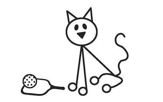 Car Decal - Cat