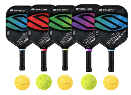 Selkirk Prime Epic 5 Paddle Package