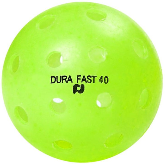 DuraFast 40 Outdoor Balls (Green)