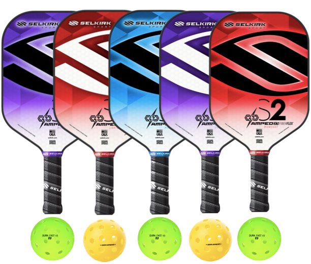 Selkirk Amped S2 5 Paddle Package