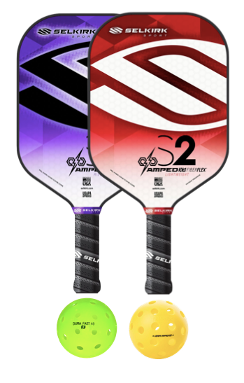 Selkirk Amped S2 2 Paddle Package