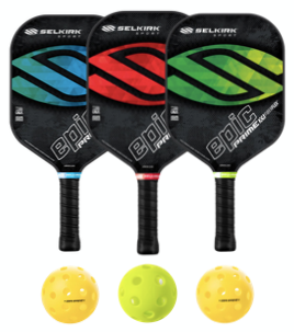 Selkirk Prime Epic 3 Paddle Package