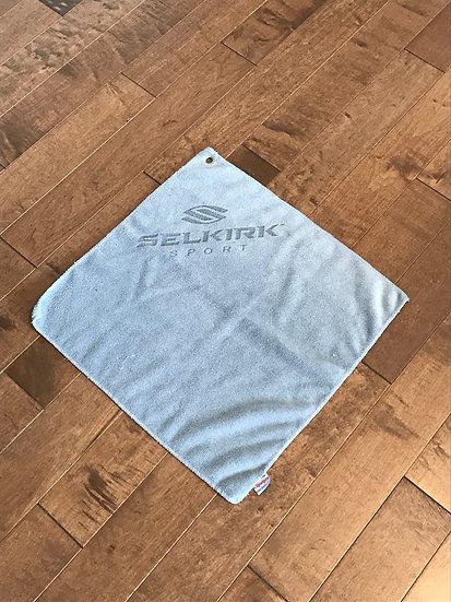 Selkirk Microfiber Towel Grey
