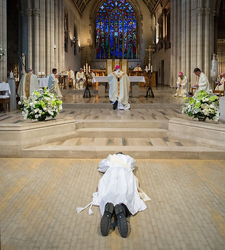 Priestly Ordination at St George's Cathedral, Southwark