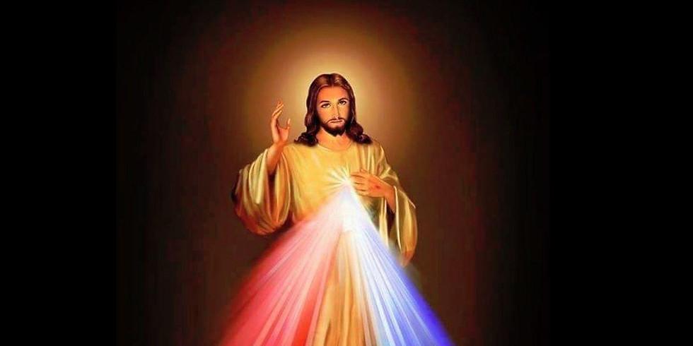 INAUGURATION: THE DIVINE MERCY DEVOTION