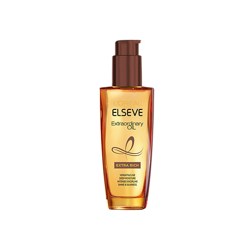 L'Oreal Paris Elseve Extraordinary Oil Extra Rich 100ml (for dry / damaged hair)