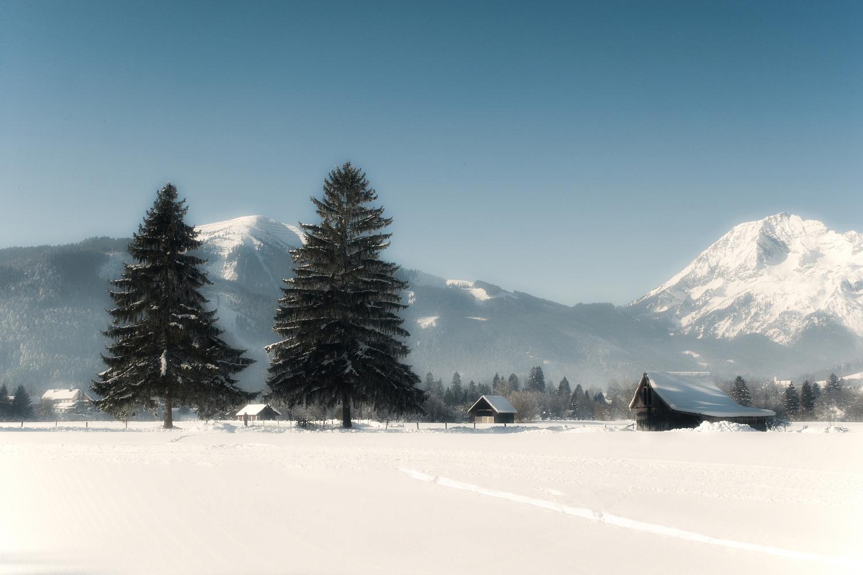 Invierno en Steiermark