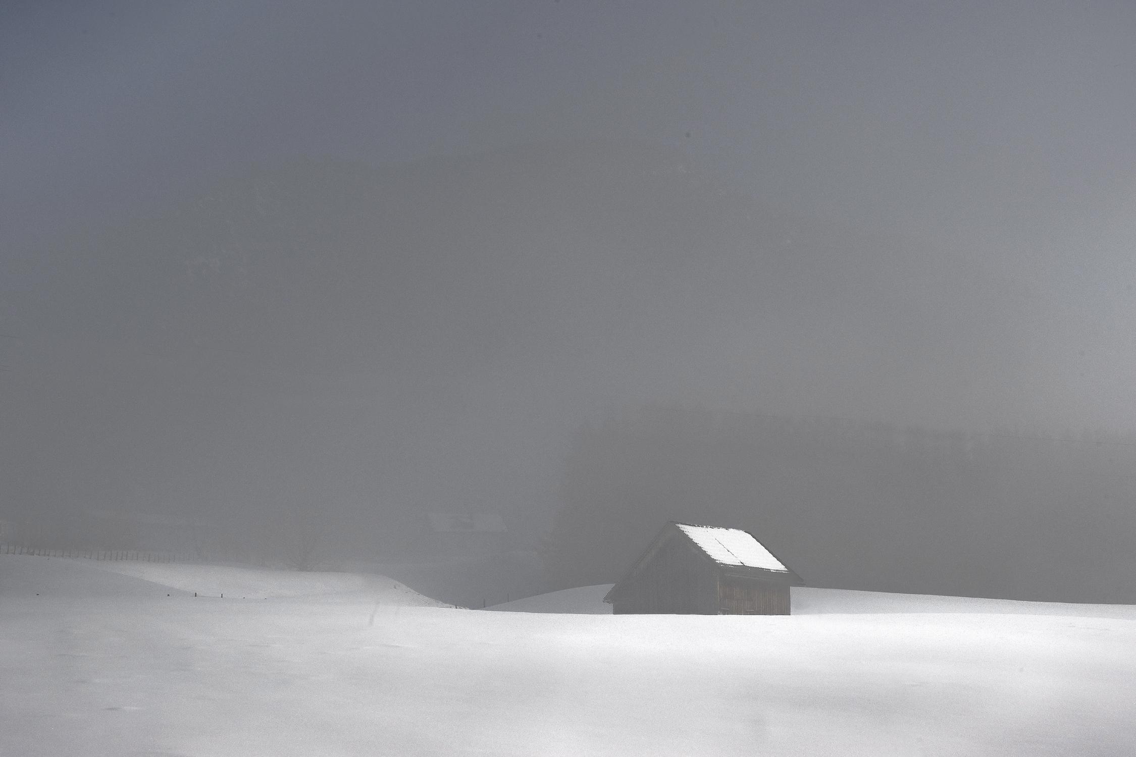 Serie las formas del invierno I