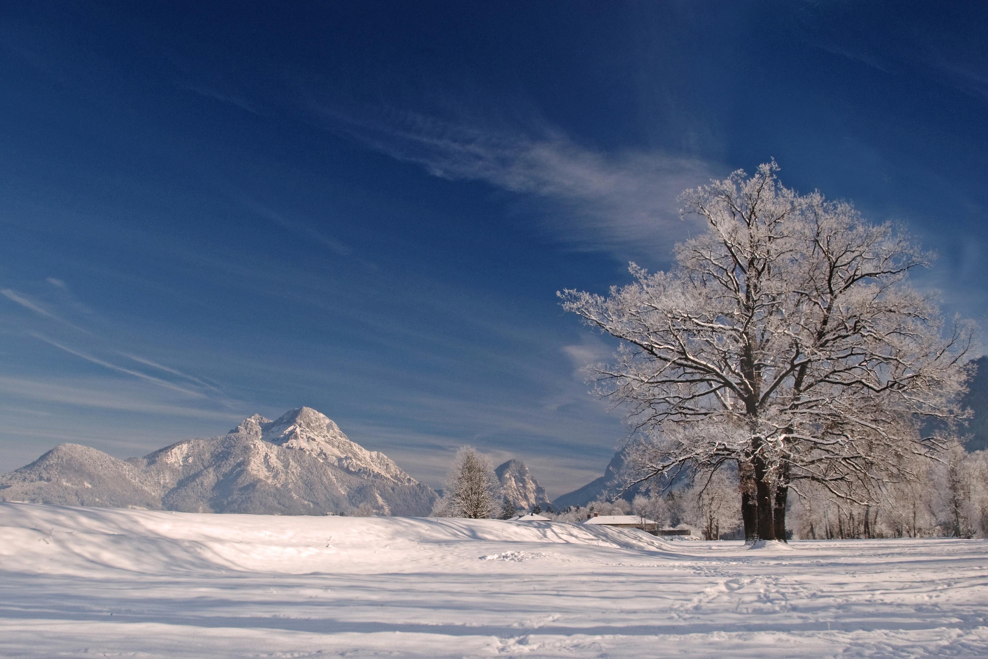 Invierno en Admont