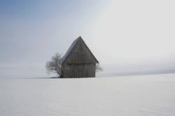 Serie las formas del invierno III