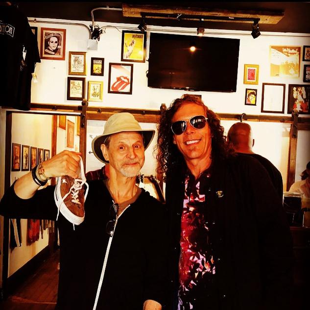 Eddie Kramer & Tommy