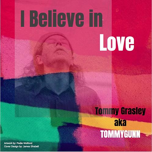 I Believe in Love Album