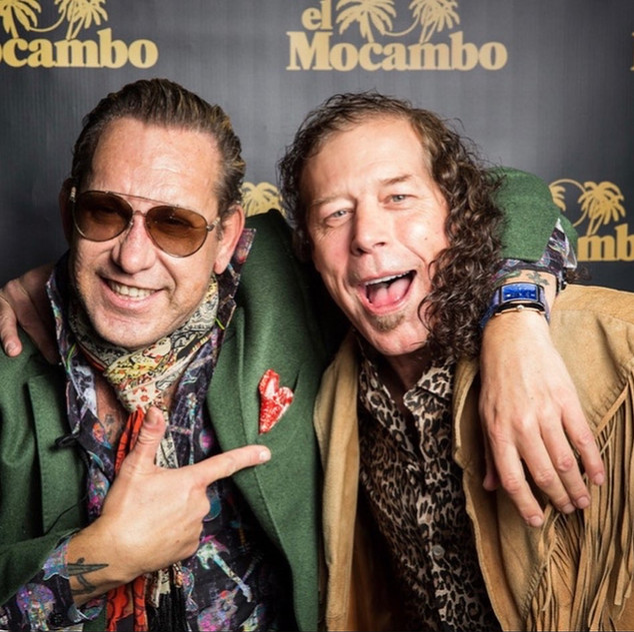 Michael Wekerle & Tommy