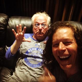 """Greg Godovitz (GODDO) & Tommy - """"Too much pressure man!"""""""