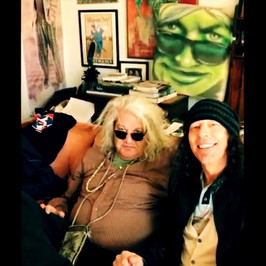 Jeff Dowd (The Dude ) & Tommy